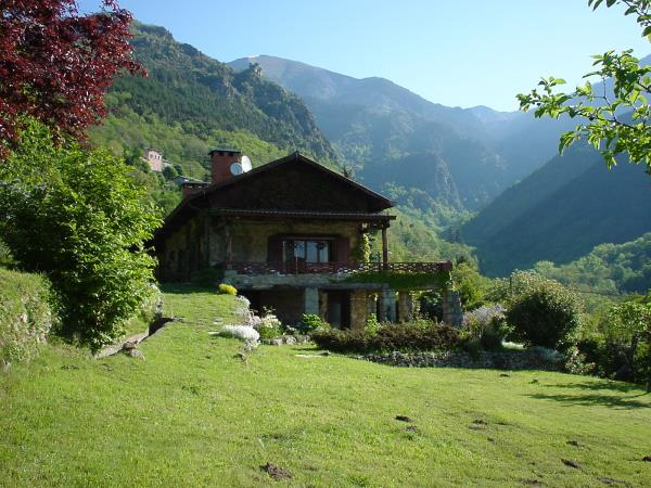 Accommodation in the Mercantour, France
