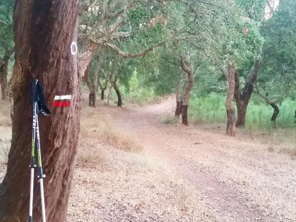 Alentejo self guided hiking in Portugal