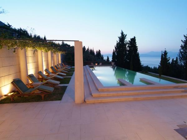 Luxury Greek Island vacation