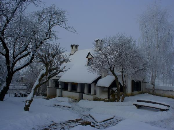 Transylvania winter vacation accommodation