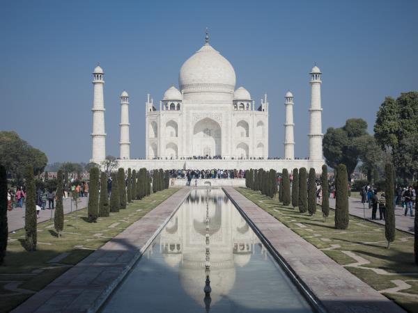 Best of India vacation, private departure