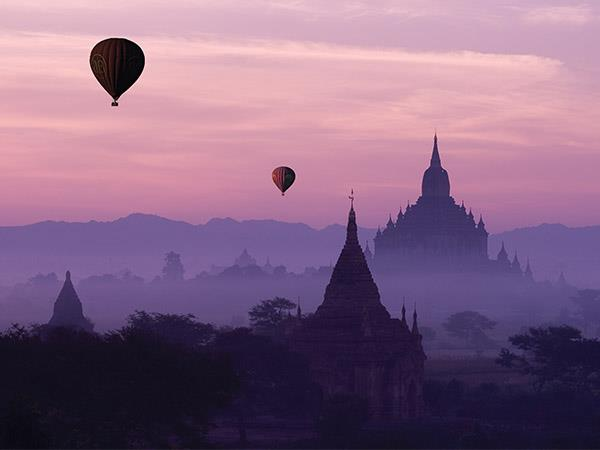 Myanmar vacation, small group tour