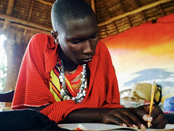 Tanzania volunteering with the Maasai tribe