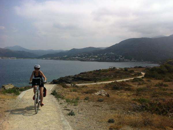 Catalonia cycling vacation