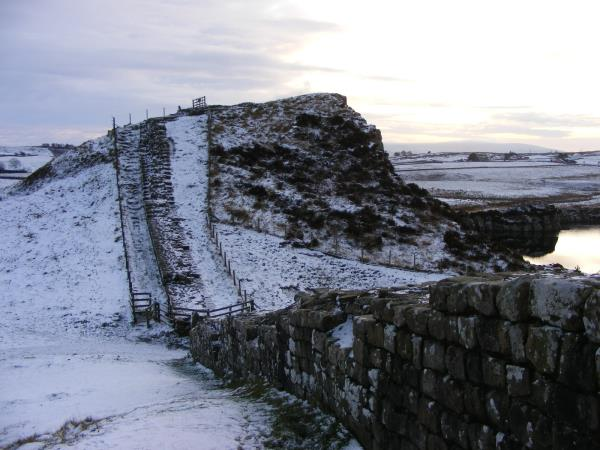 Highlights of Hadrians Wall hiking vacation, England