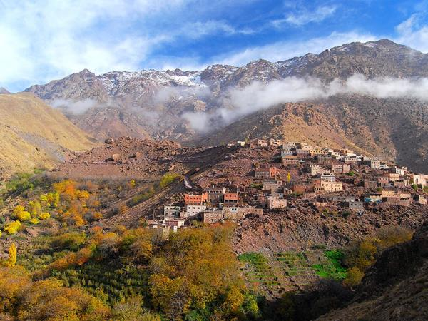 Middle Atlas mountains trekking holiday, Morocco
