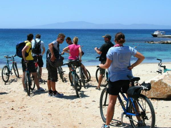 The Cyclades biking vacation, Greece