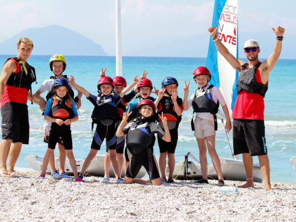 Family watersports & activity vacation, Pelion, Greece