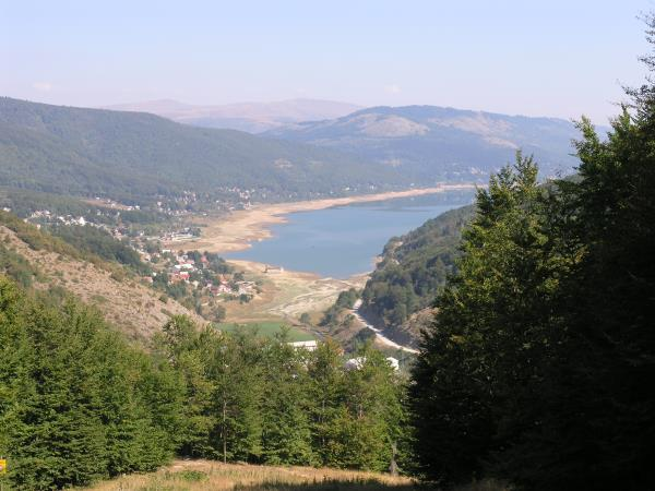 Macedonia vacation, self guided hiking