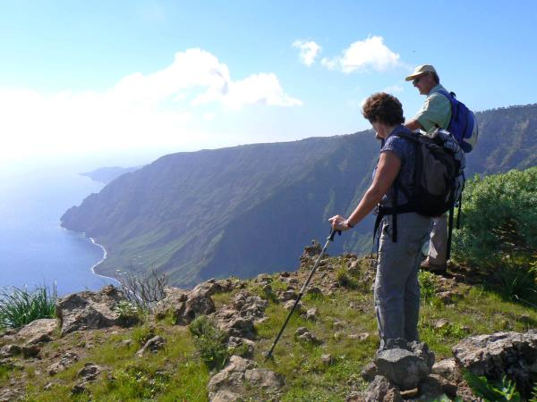 Canary Islands hiking vacation, Spain