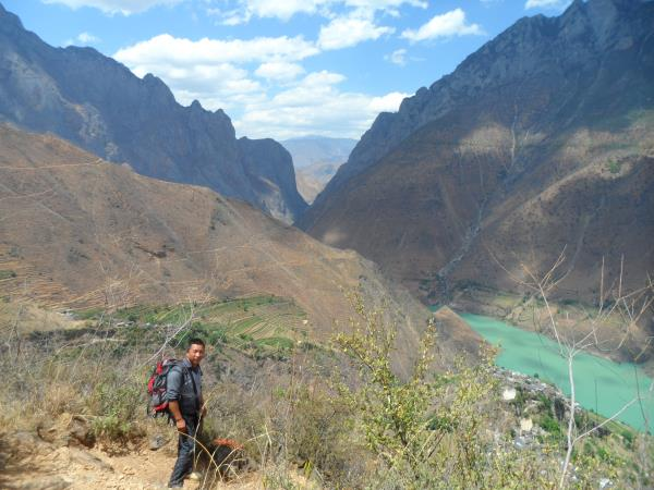 China hiking vacation, adventure tour