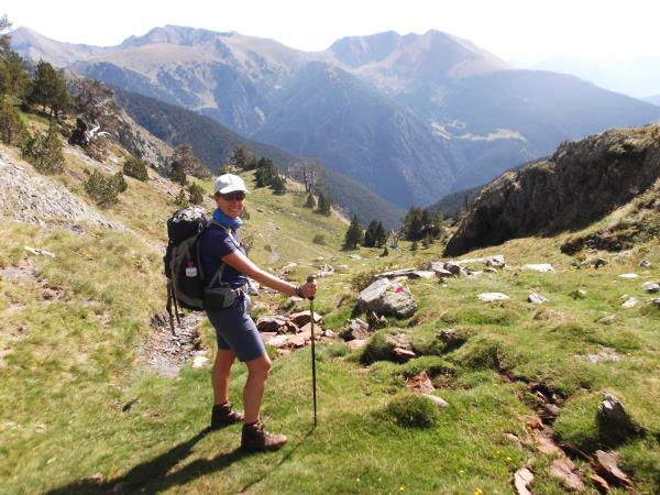 Pyrenees self-guided hiking vacation, Andorra