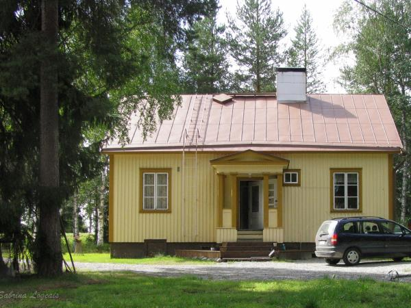 Wild Taiga bed and breakfast, Finland