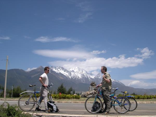 Cycling vacation in Yunnan, Zhongdian & Lijiang