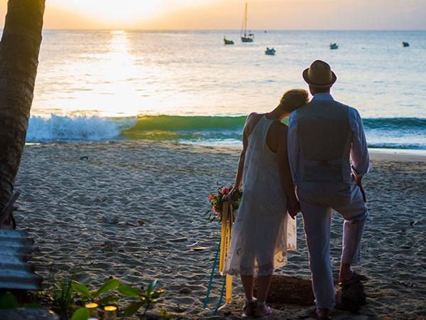 Weddings in Tobago