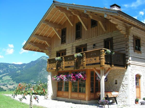 Portes du Soleil chalet in the French Alps