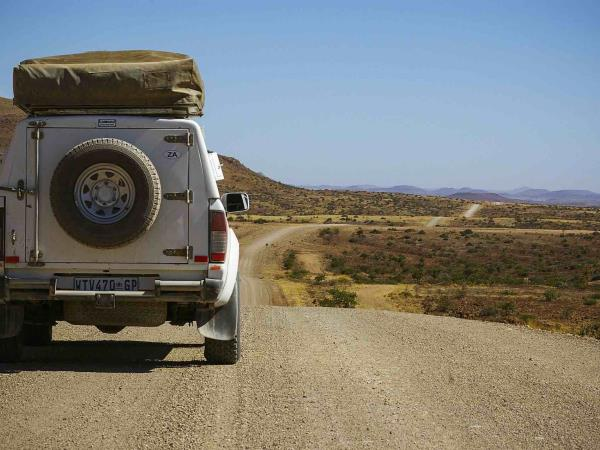 Namibia self drive adventure vacation