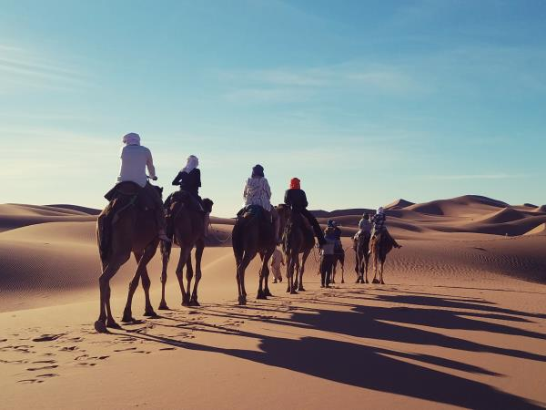 Morocco 12 day tour