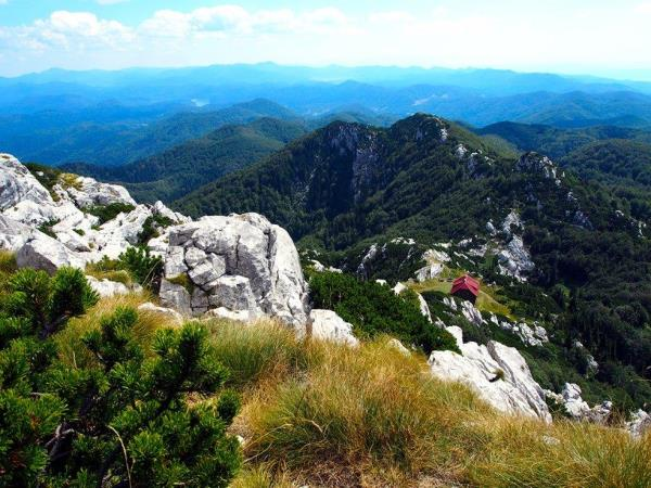 Croatia vacation, highland adventure
