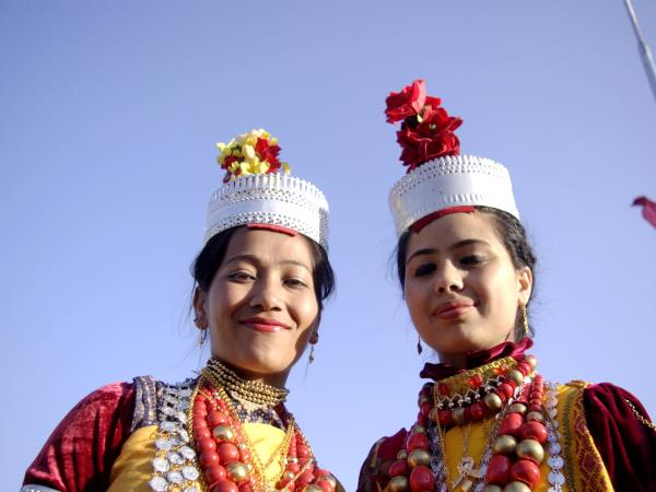 North East India tour of rural tribes