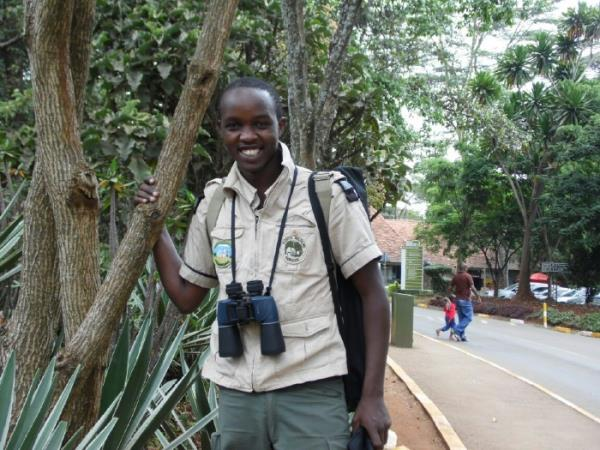 Birding vacation in Kenya