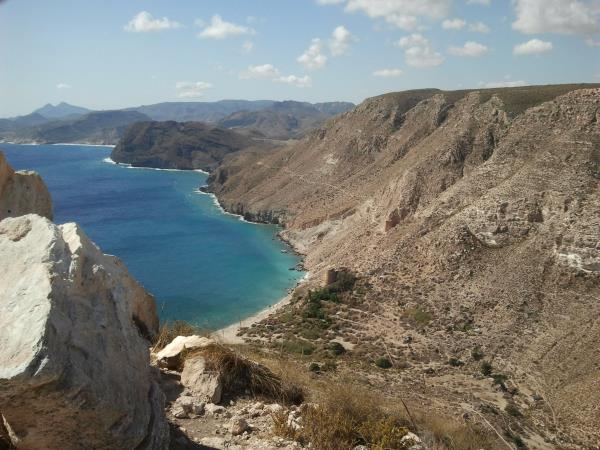 Cabo De Gata National Park guided hiking vacation