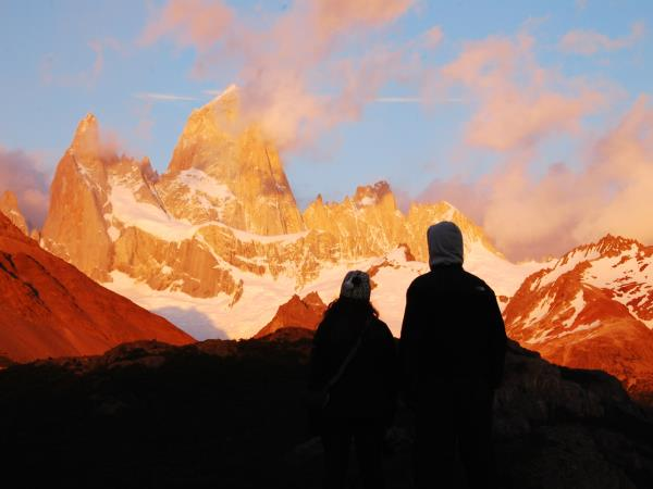 Fitz Roy Patagonia trekking vacation