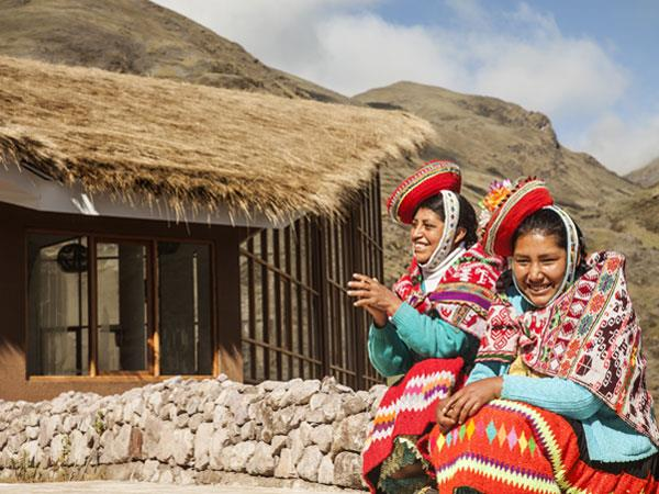 Tailor made vacations to Peru
