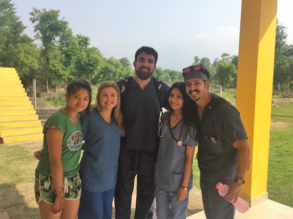 Medical internship in the Himalayas, India