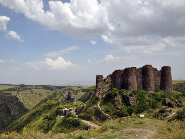 Armenia hiking vacation, small group