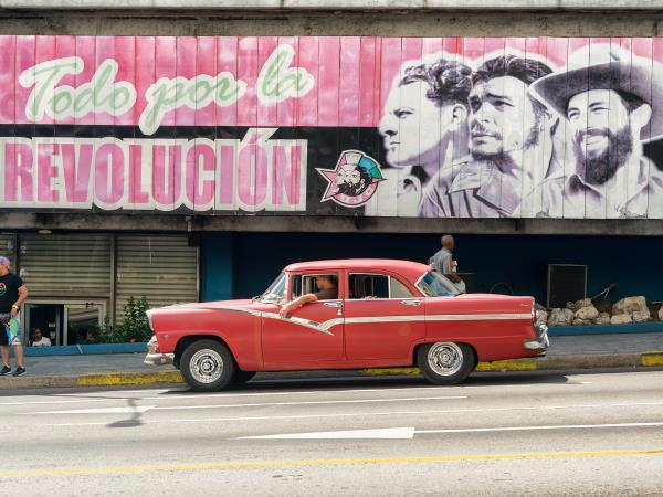 Cuba small group vacations