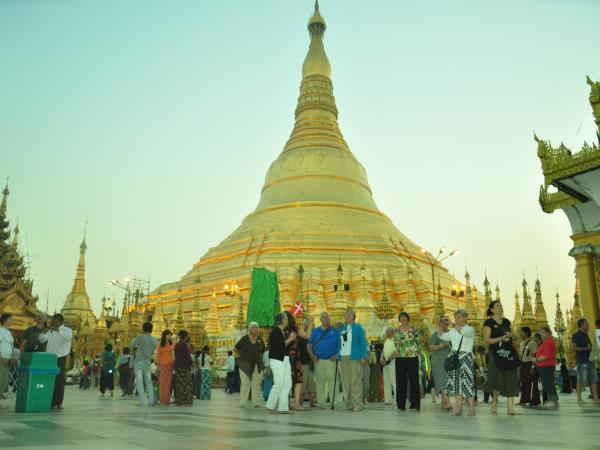 Myanmar 2 week itinerary