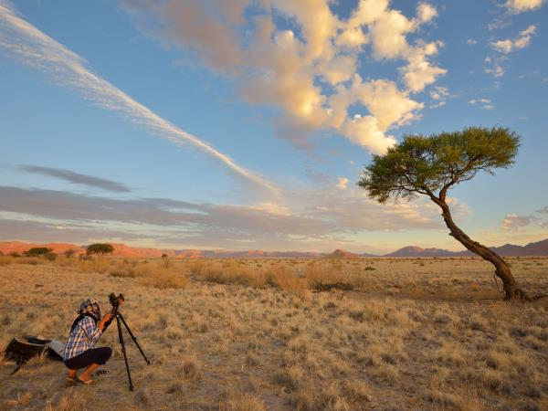 Namibia photography vacation