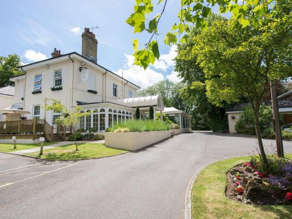 New Forest country hotel in Lyndhurst, England