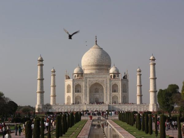 India 9 day express tour