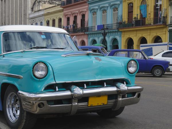 One week tour of Cuba