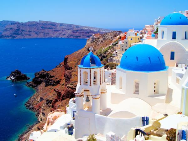 Greek Island small group vacation