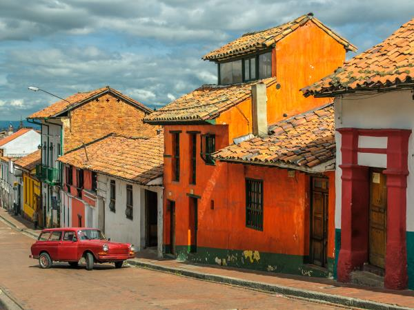 Colombia small group tour, 7 days