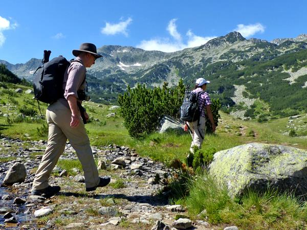 Bulgaria self-guided hiking vacation
