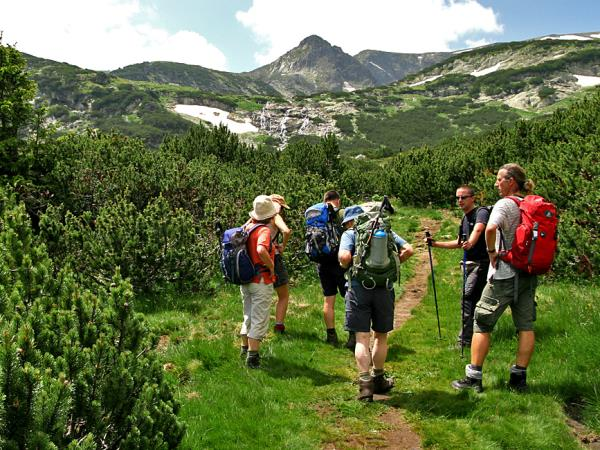Bulgaria mountains hiking and culture vacation
