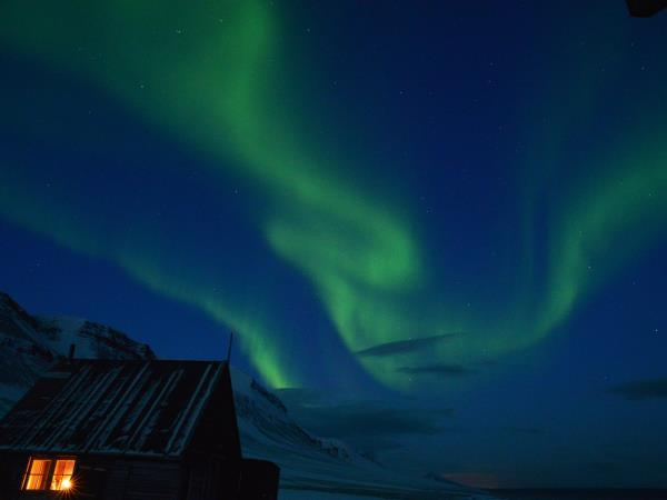 Svalbard and Northern Lights vacation