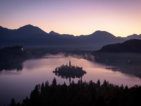 Slovenia photographic holiday