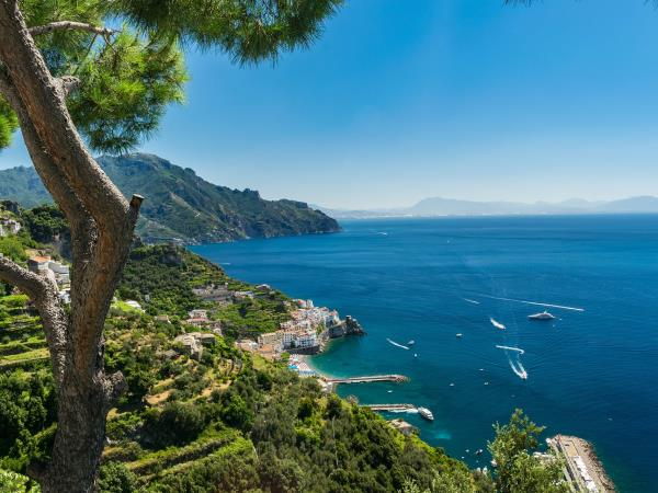 Amalfi Coast vacation, classic tour