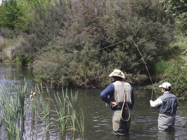 Tasmania fishing vacation