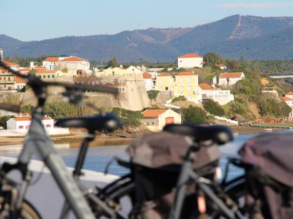 Alentejo & Algarve self guided biking vacation, Portugal