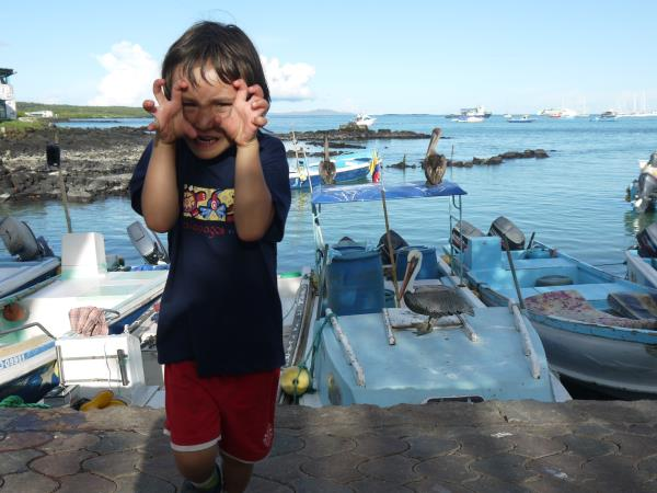 Galapagos & Ecuador vacation for families