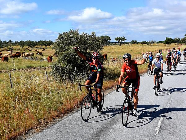 Alto Alentejo cycling tour in Portugal, self guided