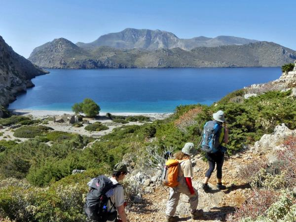 Karpathos and Rhodos walking & cultural vacation, Greece