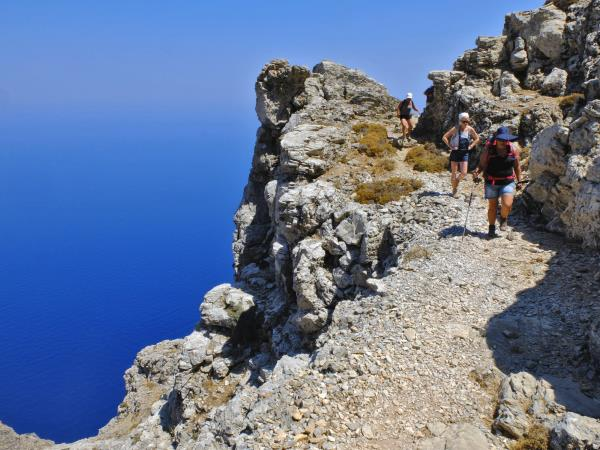 Naxos and Amorgos hiking vacation, Cyclades greece