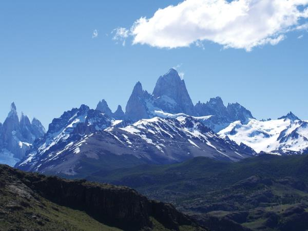 Adventure vacation in Patagonia